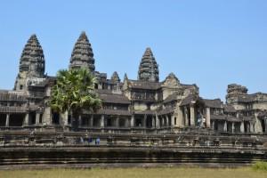 1188 - 10 02 2014 - CBD - Temple d'Angkor Vat