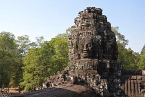 1354 - 10 02 2014 - CBD - Cité d'Angkor Thom - Bayon