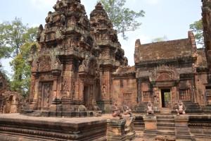 1655 - 12 02 2014 - CBD - Angkor - Temple Banteay Srei