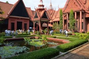 1703 - 13 02 2014 - CBD - Phnom Penh - Musée national