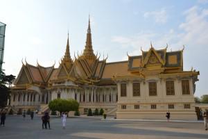 1714 - 13 02 2014 - CBD - Phnom Penh - Palais royal