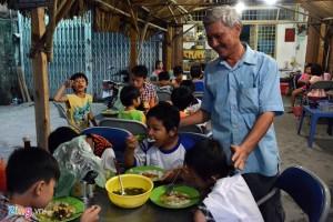 Maitre Hung repas vegetarien