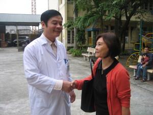 6-rencontre avec le docteur VU SON HA-Hanoi- - Copie - Copie